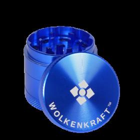 WOLKENKRAFT Alu Grinder (39 mm) *Blue*